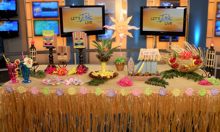 Luau+Party+Event | Luau Party