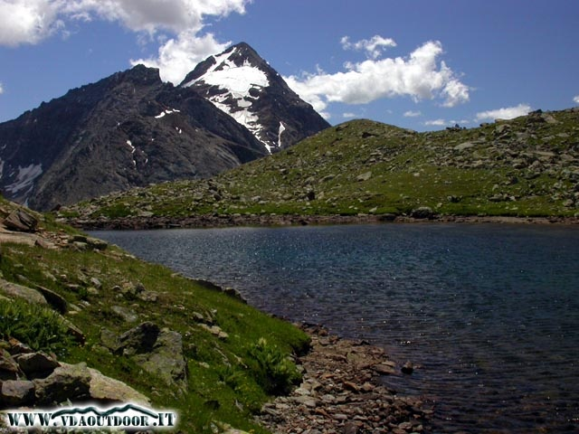 Lac Mont Ros - Bionaz - Valle d'Aosta - Italy