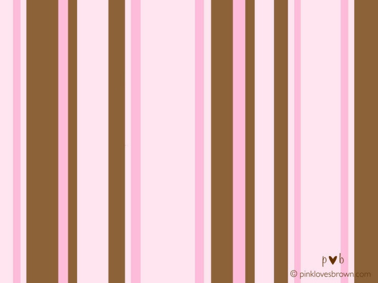 Pink And Blue Striped Wallpaper 2989 Wallpaper: 14 Best Images About Pink And Brown On Pinterest