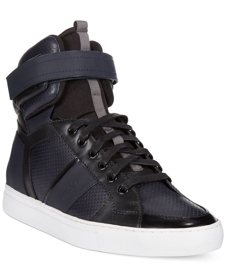 Hugo Boss Fuster Mid High Top Sneakers Products