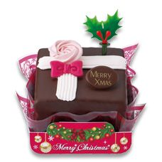 クリスマスプレゼントケーキ | ケーキ・洋菓子 | 不二家