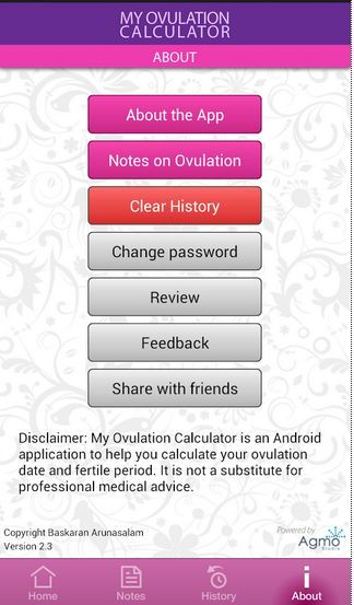 My Ovulation Calculator. Design – #calculator #design # Download #ovu …   – Pregnancy Calculator