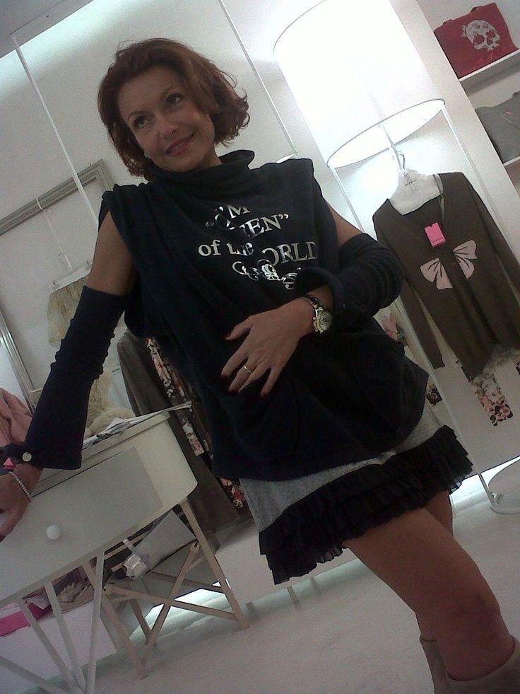 #glamorous customers #pepitastyle #fashion #easywear