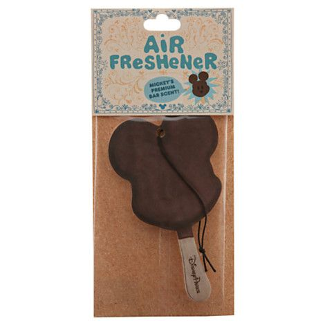Mickey Mouse Ice Cream Bar Air Freshener | Car Accessories | Disney Store