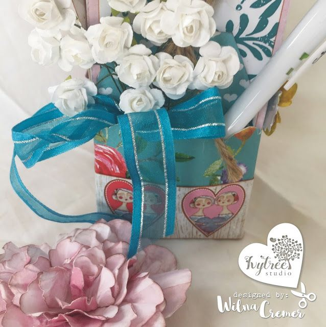 Precious Moments: Friendship - Pocket letter style   Ivytree Studio