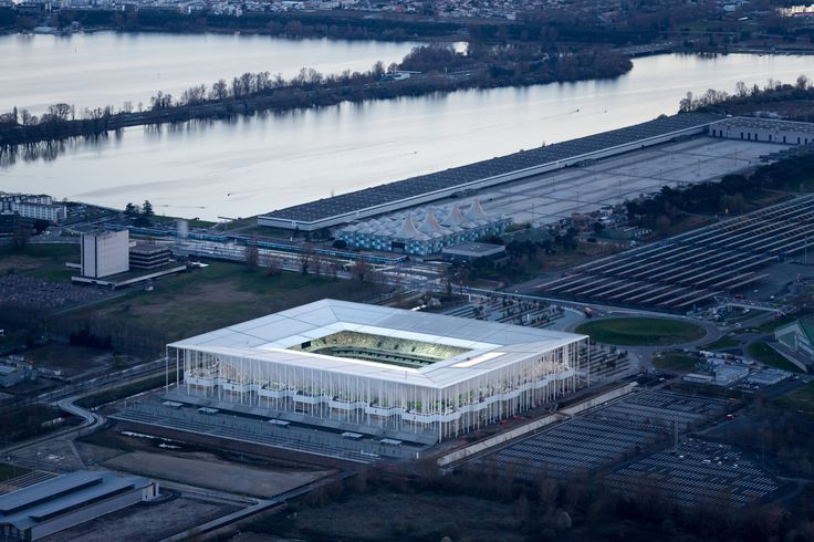 The New Bordeaux Stadium / Herzog & de Meuron