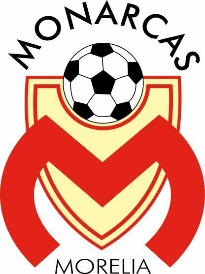 Monarcas Morelia of Mexico crest.