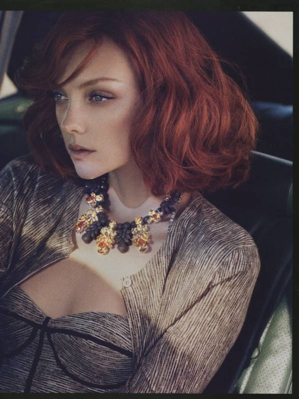 Private gold house of love redhead