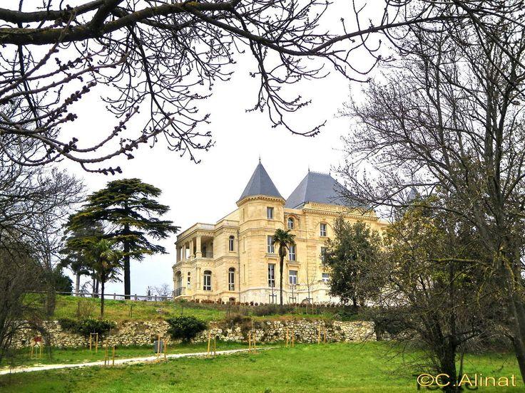 Le château de la Buzine, si cher à Marcel Pagnol