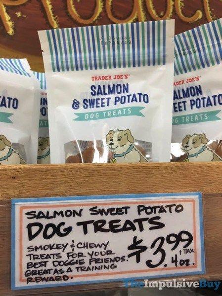 Trader Joe S Salmon Dog Treats