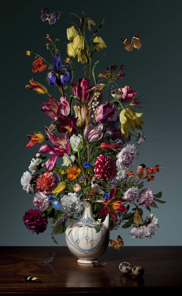 Mastering Dutch Floral Arrangements Still Life And Dutch
