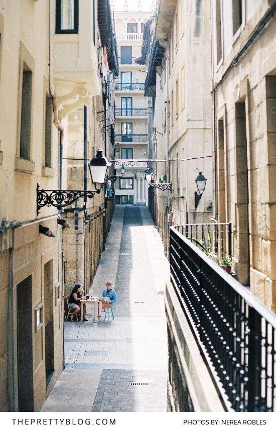 Strolling San Sebastián in Spain | Travel Inspiration | Photograph by Nerea Robles