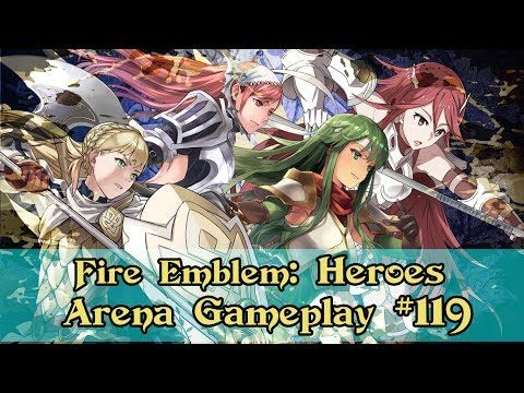 FE:H - Arena Gameplay - Season 25