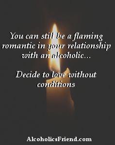 Click the image for tips on how to rekindle romance with the alcoholic.