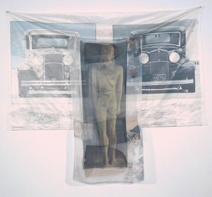 Robert Rauschenberg 'Preview', 1974 Artwork © Robert Rauschenberg Foundation