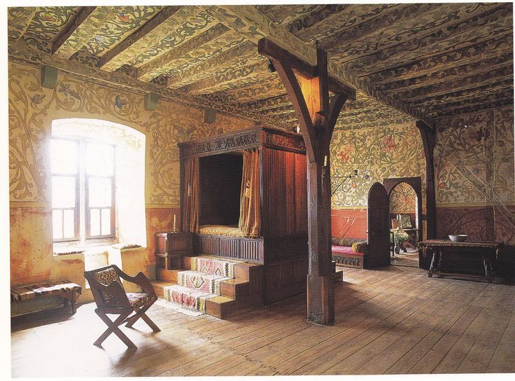 Image Result For Medieval Girls Room