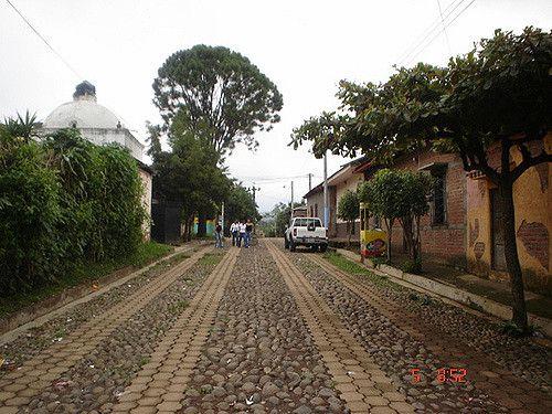 Salcoatitan, Sonsonate. El Salvador.