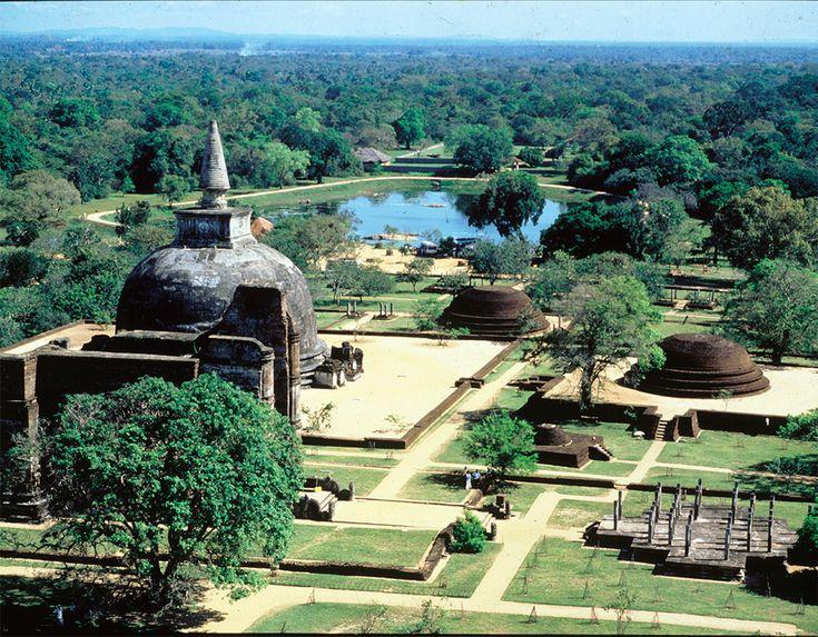 Polonnaruwa Sri Lanka   by Sri Lanka 'One Island.Many Worlds' #VisitSriLanka