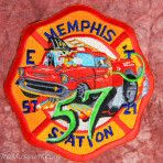 Patches - Fire Museum