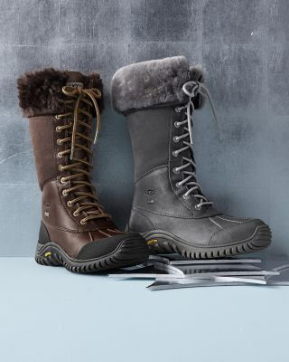 UGG Adirondack Tall Boots - Garnet Hill. - i need a new style ugg boot....