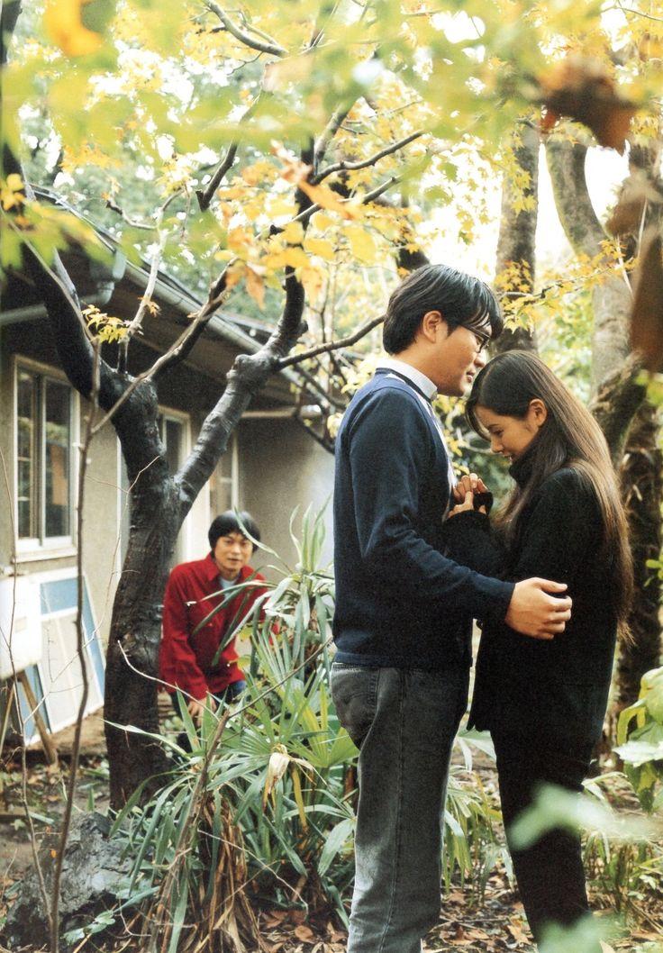 "ma-on: ""NO MUSIC, NO LIFE 2001/11/6 キリンジ 小西真奈美 撮影 / 平間至 """