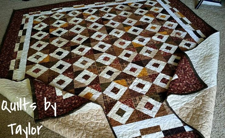 Handmade Queen/King Quilts, Quilts By Taylor