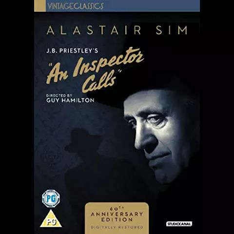 An Inspector Call. I have originality read the book version before watching this film adaption. Plus, my first introduction in both film and book format was when I was studying in my English Literature in my secondary school. To this day this is one of my favourite novel  due to theme  and character development J.B. Priestley's novel.