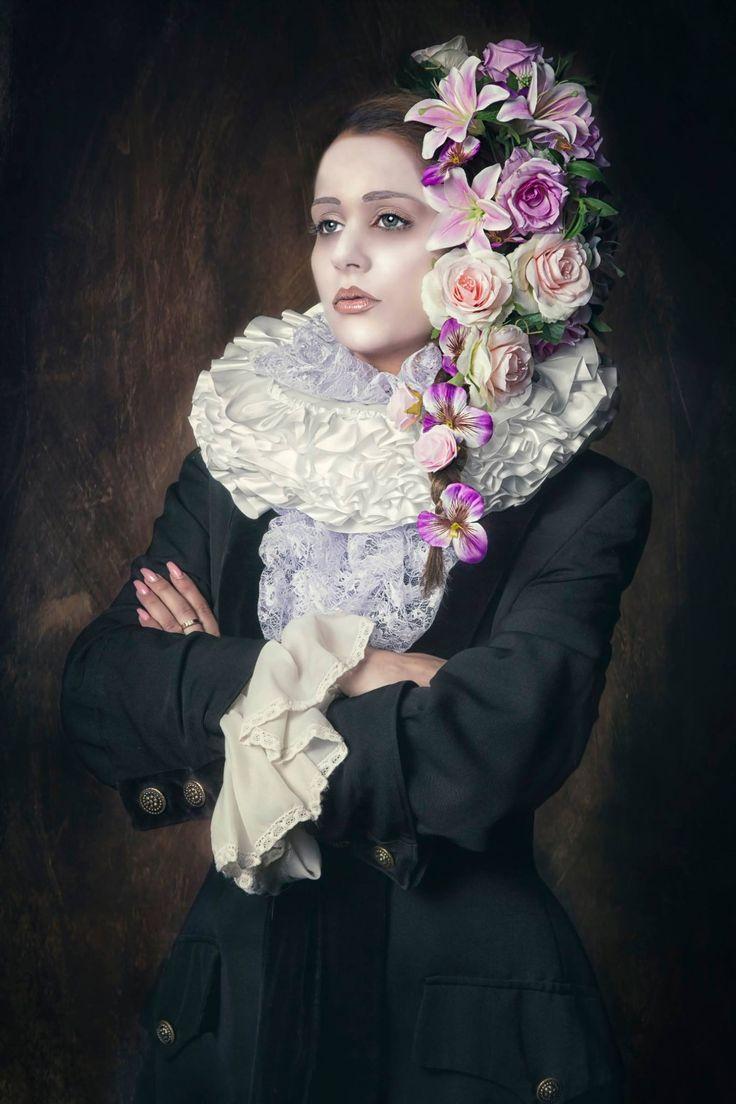 """ph. © Carola Kayen-mouthaan """" Flower girl"""""""