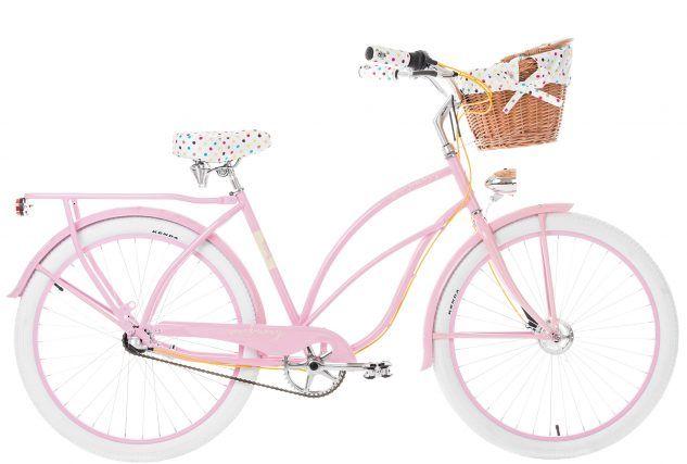bicicleta paseo de mujer