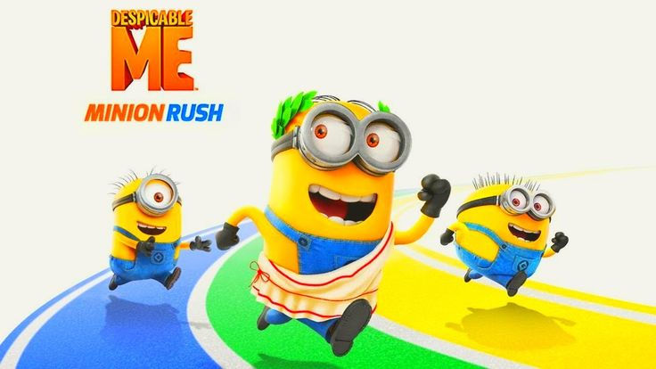 Despicable Me Minion Rush #1 Funny Moments (Game Fails)