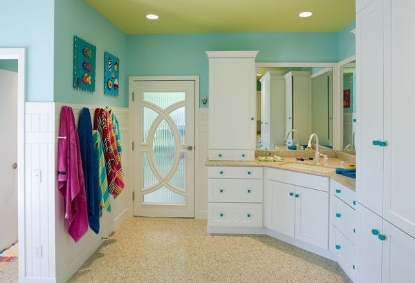 kids bathroom ideas with 4 basic elements3