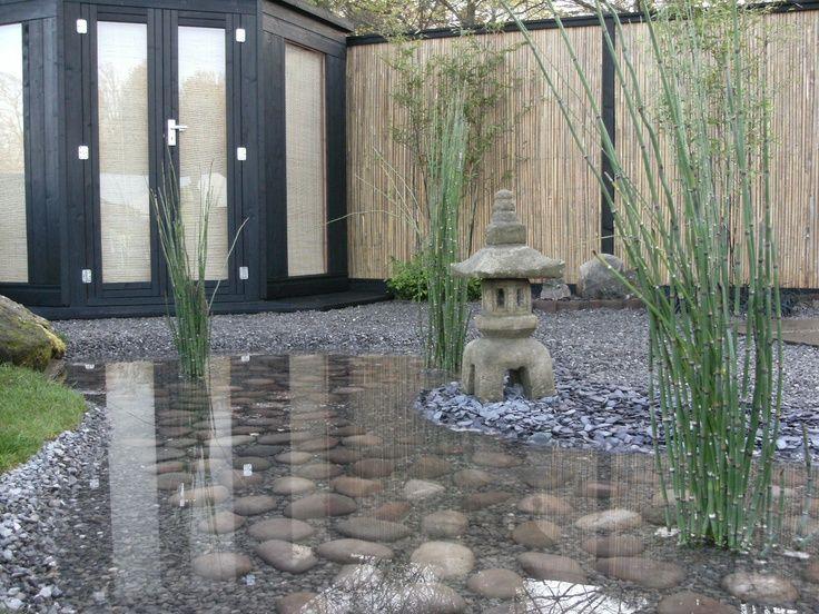 17 best images about pondscape on pinterest backyard for Shallow garden pond