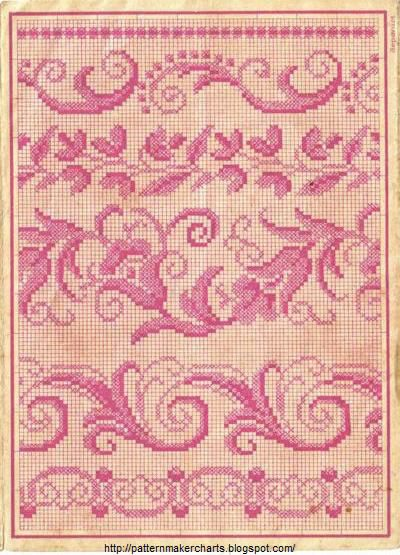 Free Historic Old Pattern Books: Loss Pages #1 1 réépingles