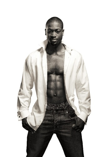 """Dwyane Wade earned the nickname """"Flash"""" because of his speed. Of course, it doesn't hurt that his six-pack abs make sure he looks the part, too.D Wade, 2012 Eye, Celebrities Men, Wade Earn, Dwyane Wade, Eye Candies, Fave Celebrities, Dwayne Wade, Role Models"""