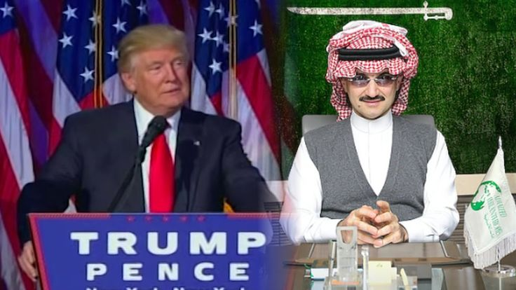Ezra Levant of TheRebel.media looks at Donald Trump's tweets in reply to a Saudi prince who tried to pick a fight with him... MORE: http://www.therebel.media...