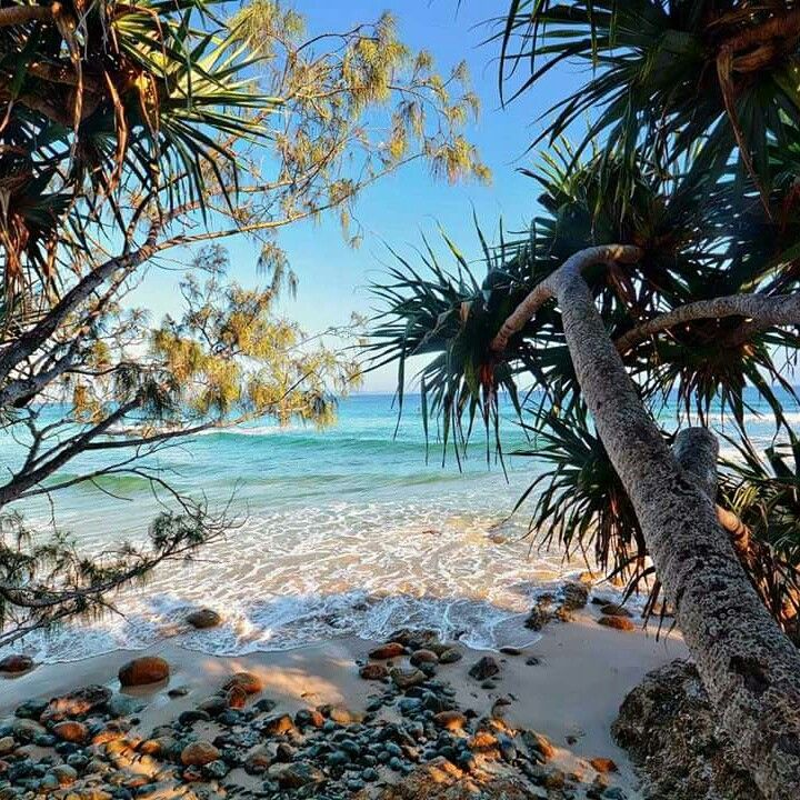 Wategos Beach, Byron Bay, NSW. Australia