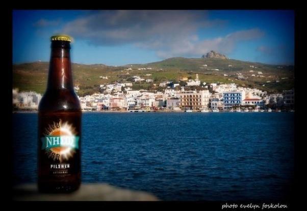 Η κυκλαδίτικη μπύρα Νήσος από την Τήνο στα Ευρωπαϊκά Βραβεία Επιχειρηματικότητας - Media