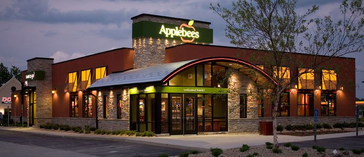 I love to be at Applebees! Go their every wednesday!!!:))