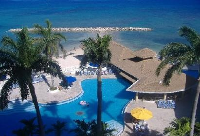 Sunset Resort - Montego Bay , Jamaica Could have taken this same picture from my room!