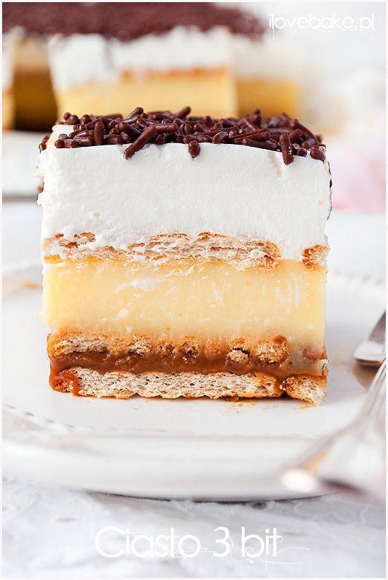 Kuchen 3-Bit-