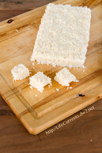 Coconut Bars are tasty little vegan treats filled with healthy coconut goodness | Life Currents