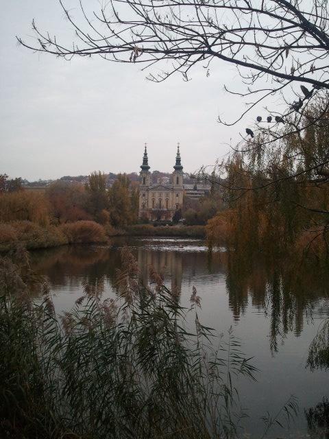 Feneketlen tó in Budapest