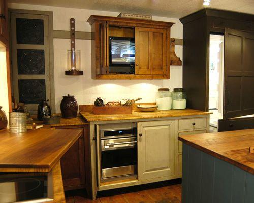 Smith Smith Kitchens: Workshops Of David T. Smith