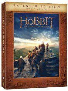 Amazon.com: The Hobbit: An Unexpected Journey Extended Edition (DVD +UltraViolet): Ian McKellen, Martin Freeman, Richard Armitage, Cate Blan...