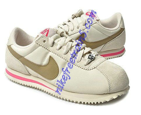 Best Drop Shipping Nike Cortez Nylon Mens running shoes Green white[488291-307]