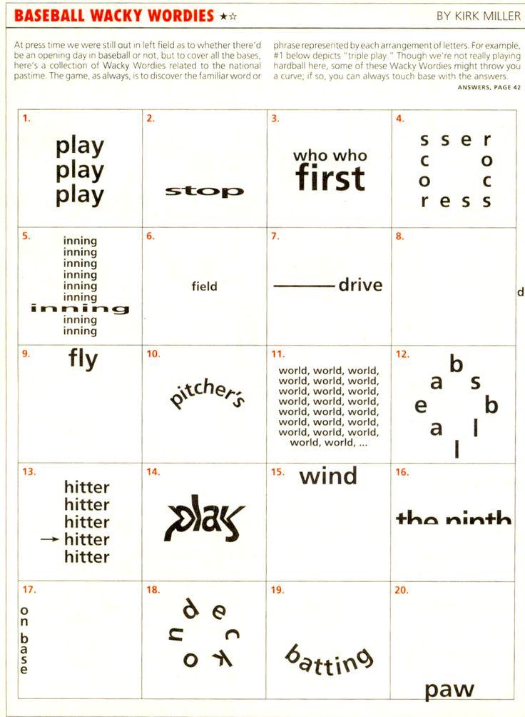 aa42a274c7ea74366c93744cdff2e84c rebus puzzles logic puzzles