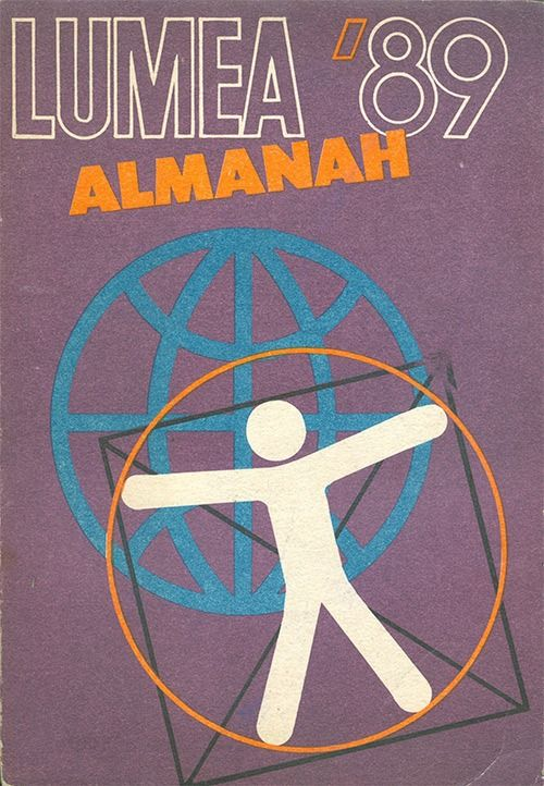 Coperta Almanah Lumea'89
