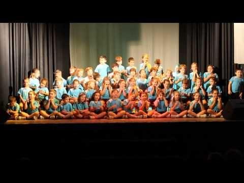 Canción Graduación Infantil 2014 - YouTube