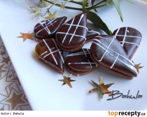 Čokoládové slzičky