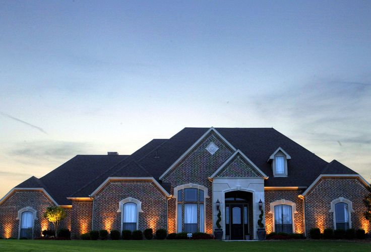 Landscape Lighting Estimates : Best outdoor lighting by dallas landscape images on